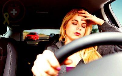 Como conciliar o tratamento de ansiedade com direção segura?